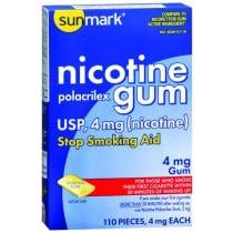 Sunmark Polacrilex Nicotine Gum