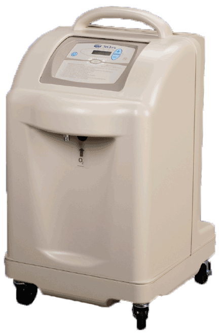 SeQual Regalia Oxygen Concentrator | Chart Industries 5162 ...