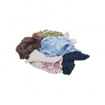 Mixed Colored Flannel Rags