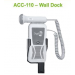 ACC-110 IV pole mount dock for use with DigiDop