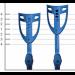 ErgoTech Adjustable Crutches
