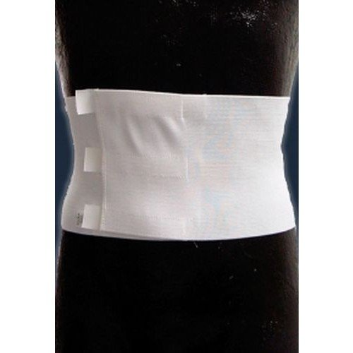 Hook and Loop Abdominal Binder