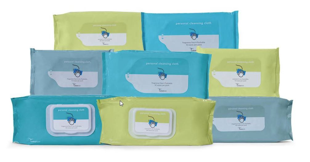cardinalhealth personal cleansing cloths formerly reliamed zwrc50 1e8
