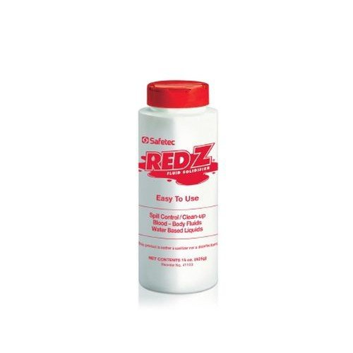 Red Z Solidifier Blood Spill Control