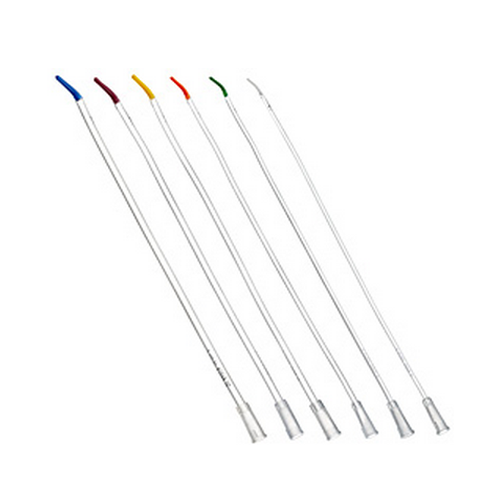Tiemann Coude Tip Catheters with PVC Silicone