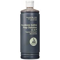 Dynarex Povidone Iodine Prep Solution 1415