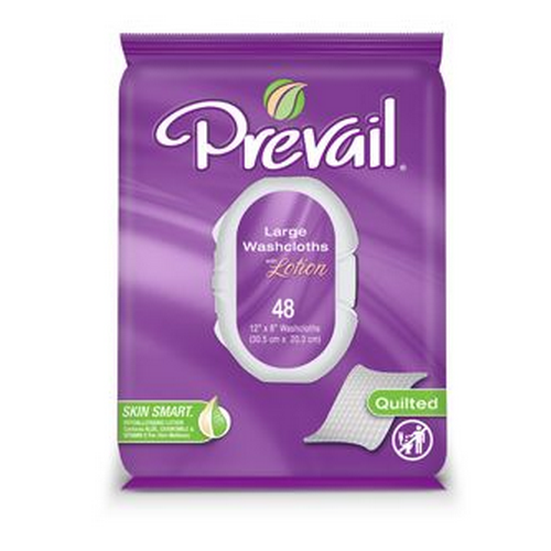 Prevail Quilted Large Washcloths WW-910