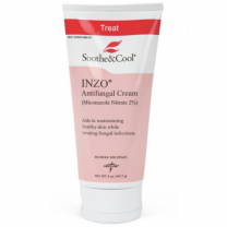 Soothe & Cool INZO Antifungal Cream - 5 oz. Squeeze Bottle