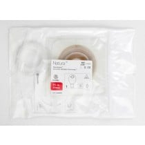 Natura Stomahesive ConvaTec Moldable Technology Skin Barrier and Urostomy Pouch Post-Operative/Surgical Kit