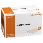 OpSite Flexifix 4 Inch x 11 Yard Transparent Film Roll 66000041