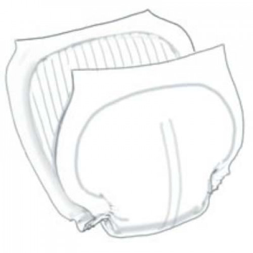 Cardinal Health Wings Contoured Incontinence Insert Pads