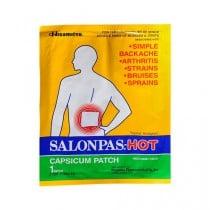 Salonpas Capsicum Patch Hot