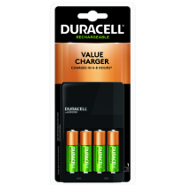 AA Duracell Ion Speed Batteries