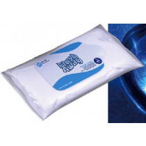Dynarex Wet Flushable Wipes - Soft Pack