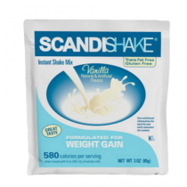 Scandishake Vanilla - 3 oz