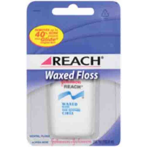 Reach Waxed Dental Floss 381370092131