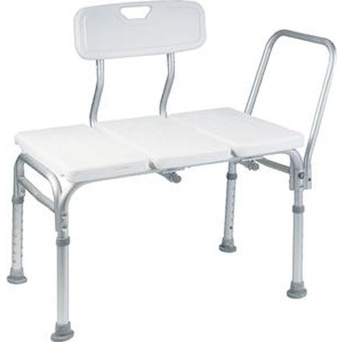 Transfer Shower Bench by Cardinal Health