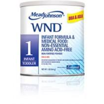 WND 1 Infant to Toddler Medical Food for Waste Nitrogen Disorder