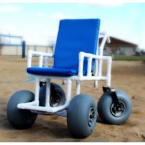 Beach and Trail Wheelchair