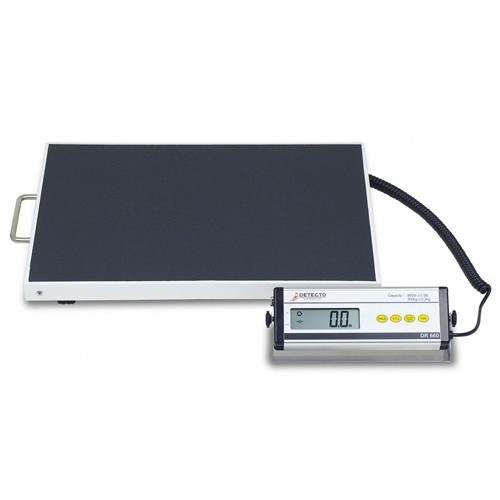Detecto DR660 Mobile Bariatric Weighing Scale