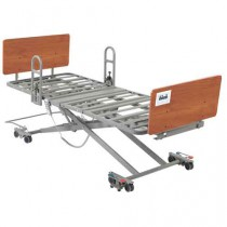 Drive P601 PrimeCare Deluxe Low Hospital Bed