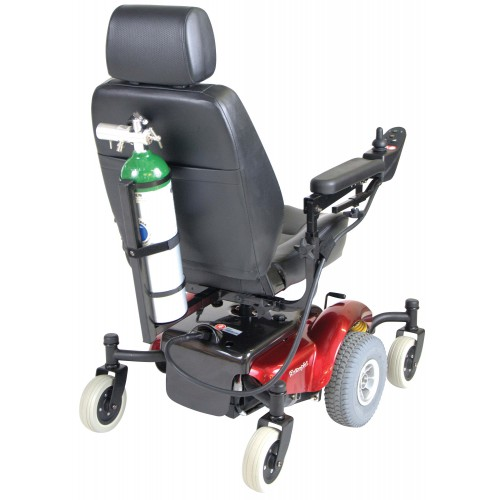 Power Chair Oxygen Cylinder Tank Carrier