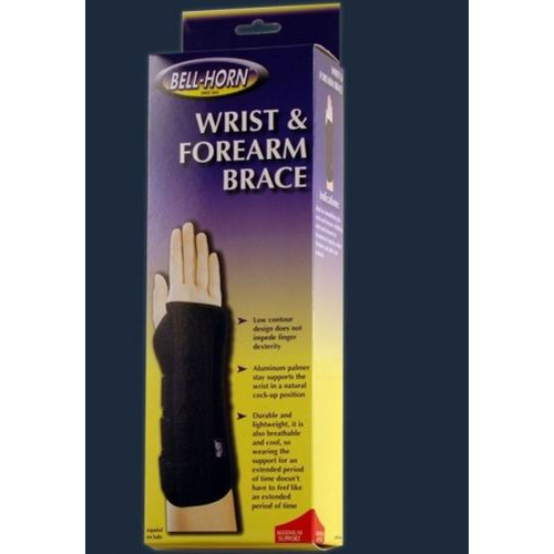 Wrist/Forearm Brace Palmar Stay, Right Hand