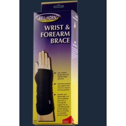 Wrist/Forearm Brace Palmar Stay, Right Hand