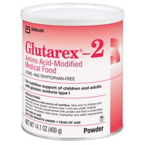 Glutarex 2 Amino Acid-Modified Medical Food