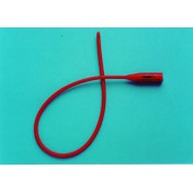 Nelaton Red Rubber Robinson Catheter by Rusch