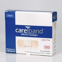 Careband Adhesive Bandages