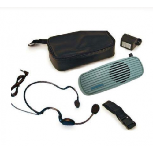 Chattervox 100 Voice Speech Amplifier with Headset