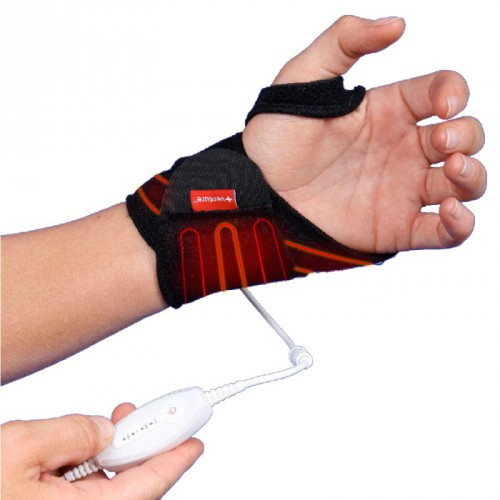 Venture Heat WRIST WRAP for At-Home Pain Therapy
