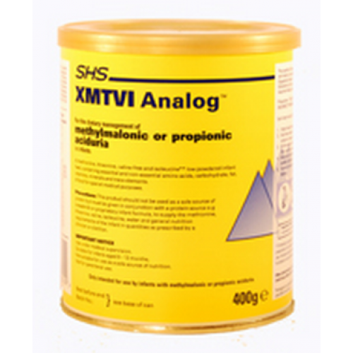 XMTVI Analog Infant Formula for MMA and PA