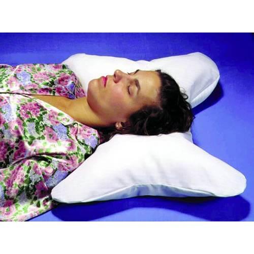 Hermell Softeze Butterfly Pillow
