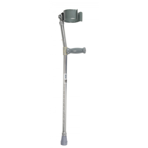 Drive Medical Steel Bariatric Forearm Crutches