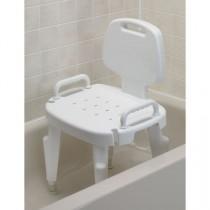Bath Safe Adjustable Shower Seat