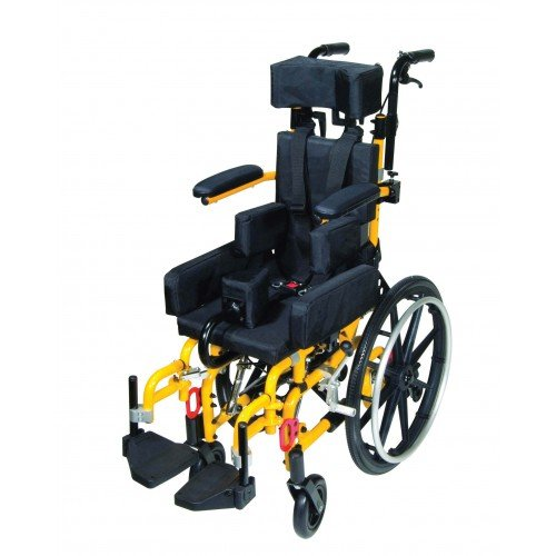 Kanga Tilt in Space Pediatric Wheelchair