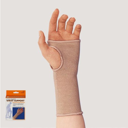 Elastic Pull-On Wrist Support