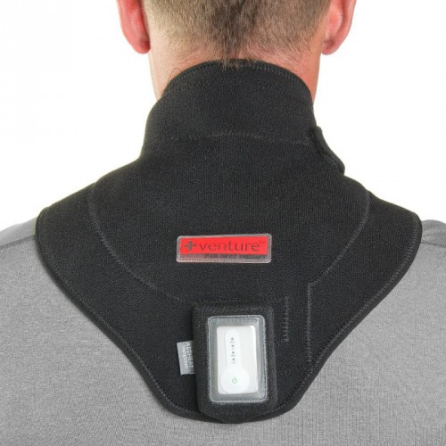 Venture Heat NECK WRAP Rechargeable Heat Therapy