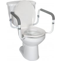 Drive Medical Toilet Safety Rail - RTL12087