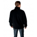 Fleece Heated Jackets For Men Back