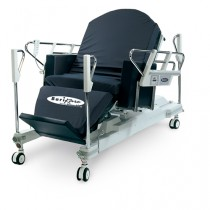 KCI BariKare Bariatric Hospital Bed with AtmosAir mattress system