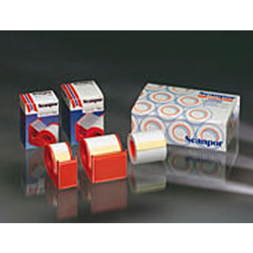 Scanpor Tape with Dispenser