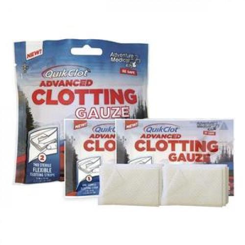 QuikClot clotting gauze - 3 Inch x 2 Feet