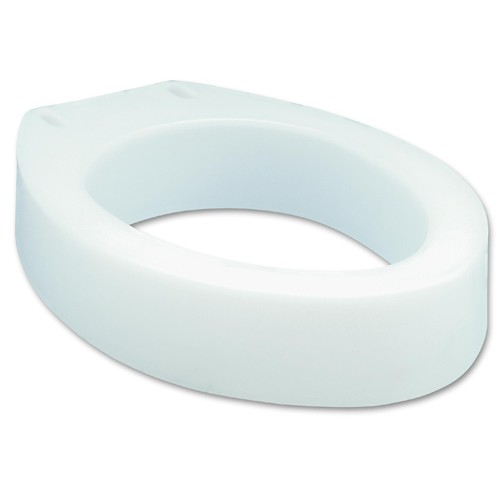 Toilet Seat Elevator Regular or Elongated by Carex