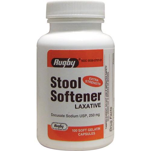 Docusate Sodium Laxative Capsules