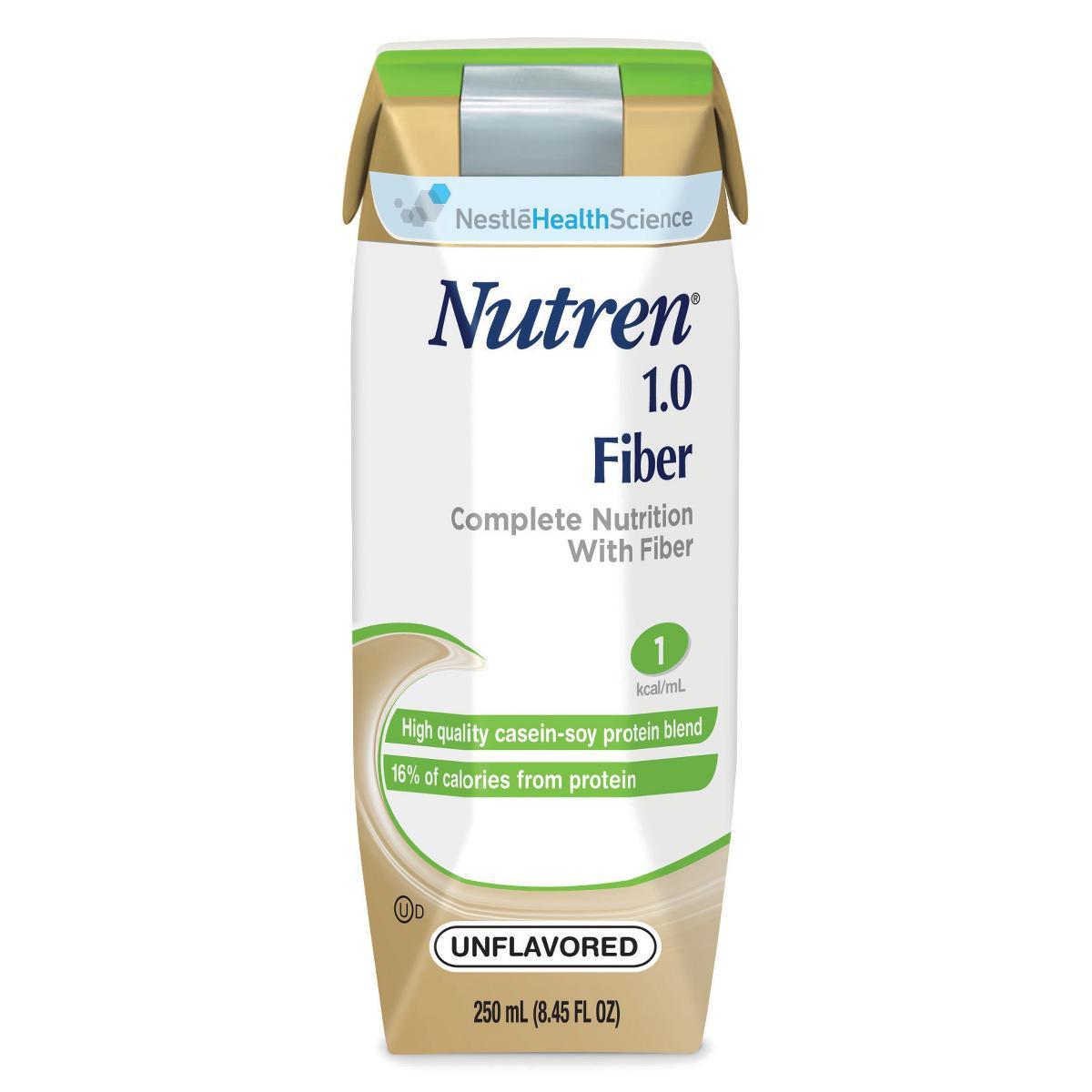 Nutrenreg Fiber Complete Liquid Nutrition With Prebio Ae