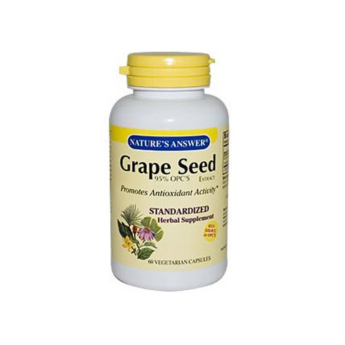 Nature's Answer Grape Seed Extract