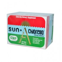 Sun Chlorella A Tablets